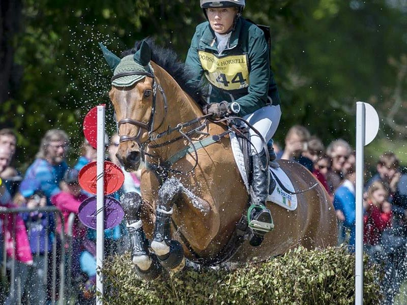 chatsworth horse trials 2019