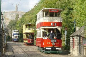 Holiday accommodation sleeps 10 near Crich Tramway Village