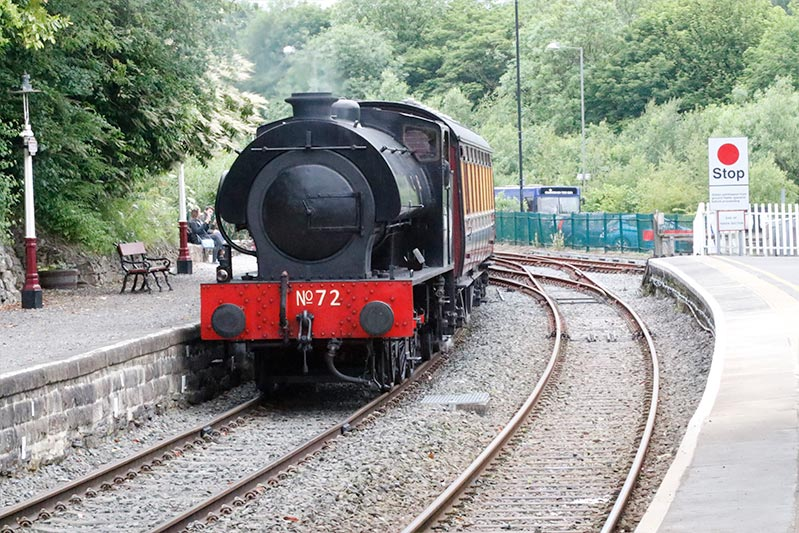 Things to do in Derbyshire Peak District - Steam Train Ride