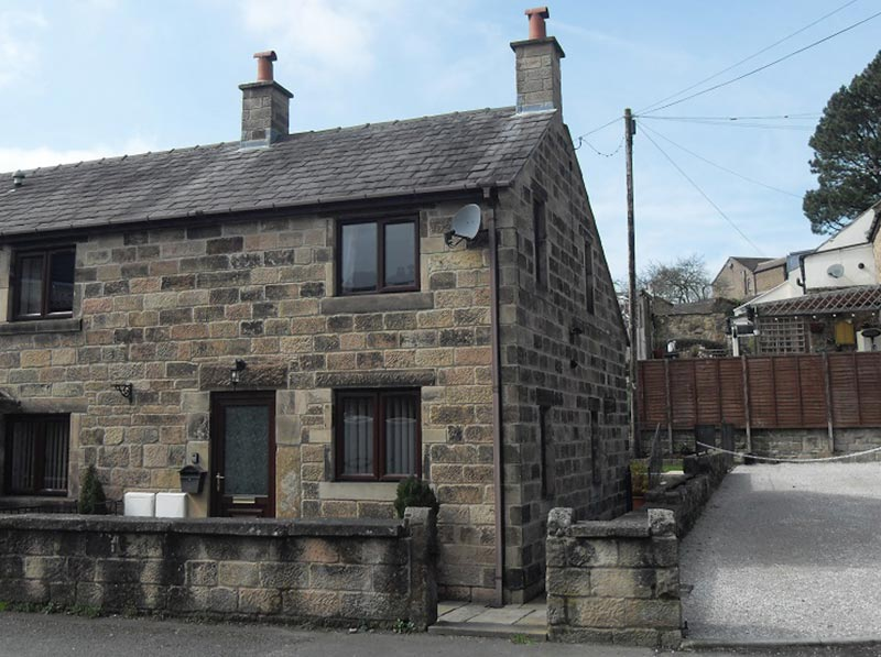 brookside retreat self catering cottage derbyshire