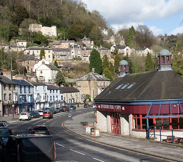 accommodation for matlock bath music festival